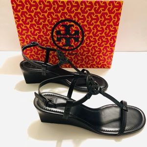 Tory Burch Gabriel 60 MM Sandal Wedge